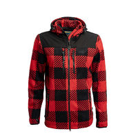 Arrak Outdoor Canada Fleece Punainen