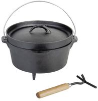 Valurautapata Dutch Oven 10""