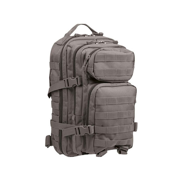Mil-Tec  Assault Reppu 20L,  Urban Grey